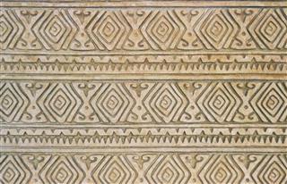 Aztec Maya Pattern