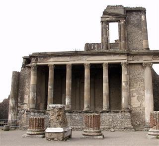 Pompeii La Basilicata