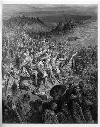 The Battle Of Dorylaeum