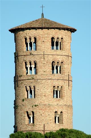 Byzantine Bell Tower