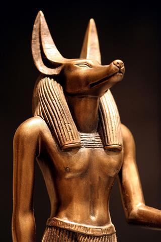 Anubis Statue
