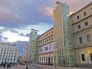 The Reina Sofia Museum
