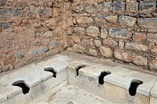 Ephesus Toilet