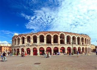 Arena Di Verona Italy