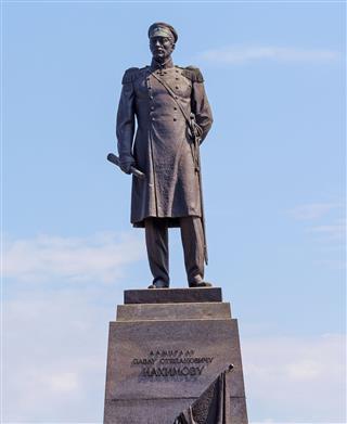 Monument To Admiral Nakhimov