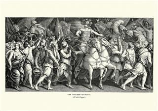 The Triumph Of Scipio