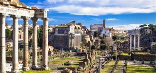 Great Rome Italy