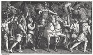 Triumph Of Scipio Aemilianus