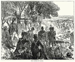 Battle Of Plassey