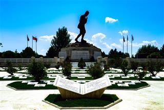Kocatepe Monument Afyonkarahisar Turkey