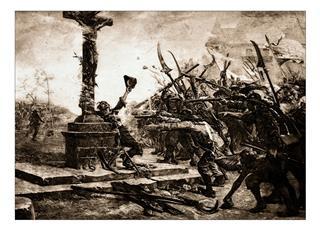 Mort De Sauveur By Dupain