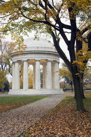 World War One Memorial Washington Dc