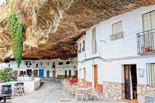 Historic Center In Cadiz