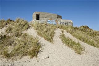 Skagen Second World War Bunkers