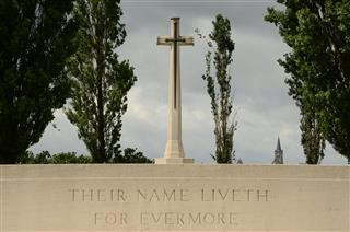 British First World War Cemetery