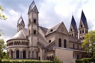St Kastor In Koblenz