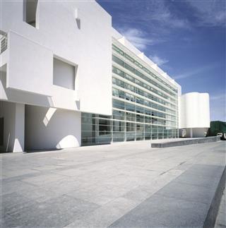 Modern Art Museum In Spain