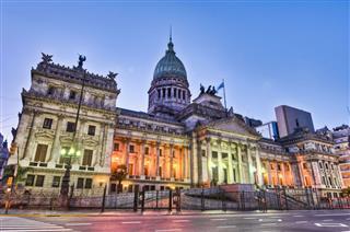 Argentina National Congress Building
