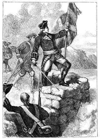 Lafayette In Yorktown