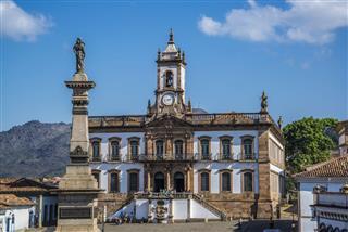 Museu Da Inconfidencia Brazil