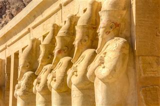 Hatshepsut Temple Luxor Egypt