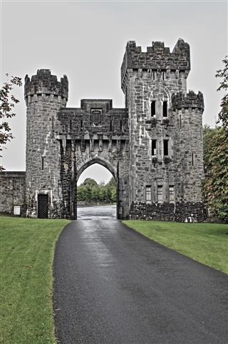 Ashford Castle Hdr