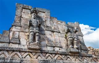 Maya Archaeological Site