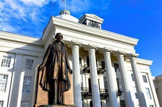 Jefferson Davis Statue