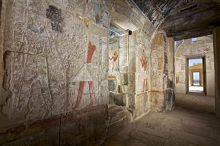 Sanctuary Of Amun Temple Of Hatshepsut