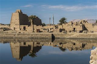 Karnak Temple Complex Egypt
