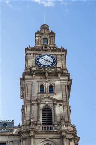 Clock Tower Melbourne Australia