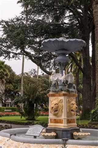 William Robert Blythe Memorial Fountain