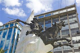 Don Quixote Buenos Aires Argentina