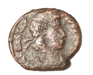 Roman Coin Constantius