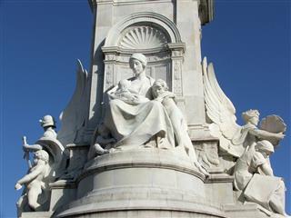 Victoria Memorial Angel Of Charity
