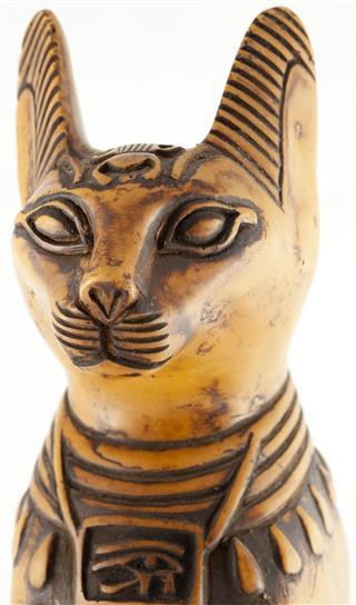 Egyptian Cat Head