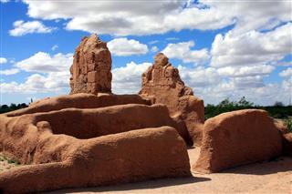 Casa Grande Indian Ruins