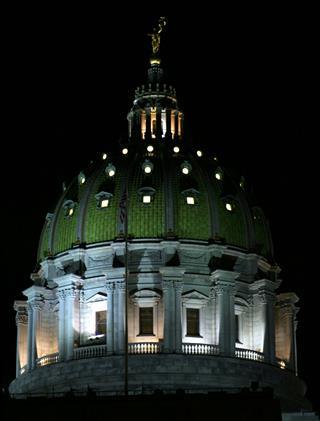 Pennsylvania Harrisburg Capitol Building