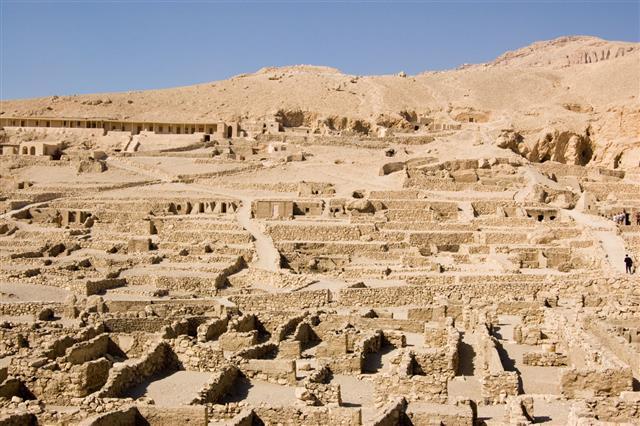 Deir El Medina Luxor