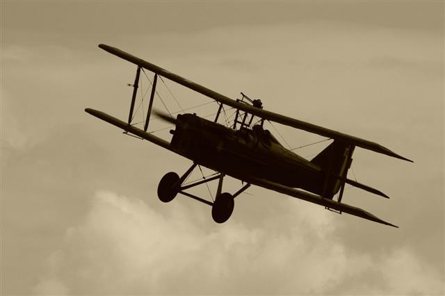 Ww1 Biplane