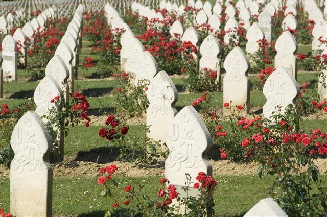 Verdun Military Muslim Cemetery France