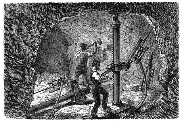 Nineteenth Century Miners