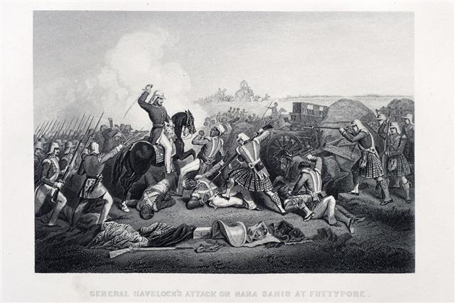 Battle At Futtypore
