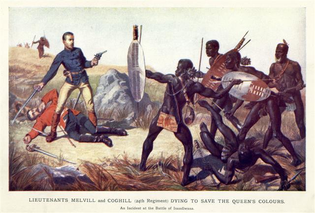 Battle Of Isandlwana