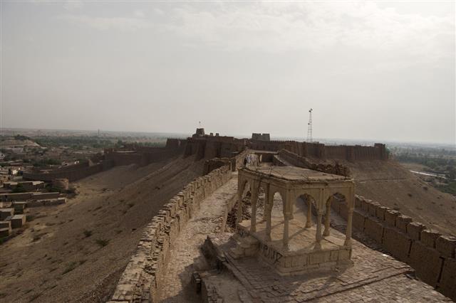 Kot Diji Fort Sindh Pakistan