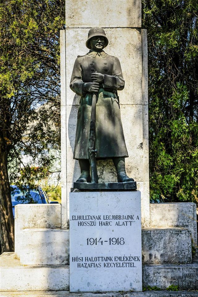 Hungarian World War One War Memorial
