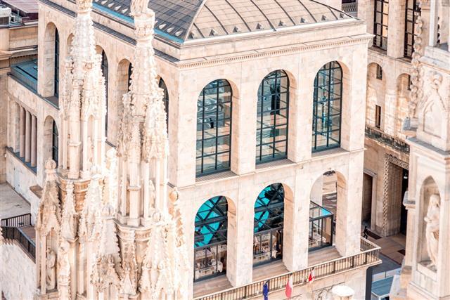 Novecento Museum In Milan