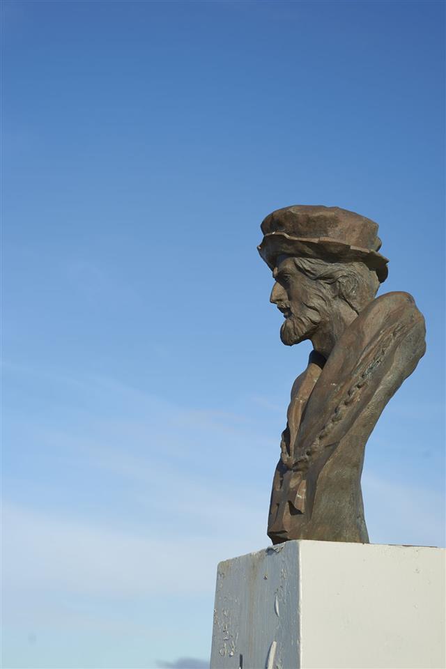 Statue Of Ferdinand Magellan