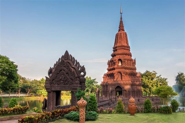 Huay Kaew Temple