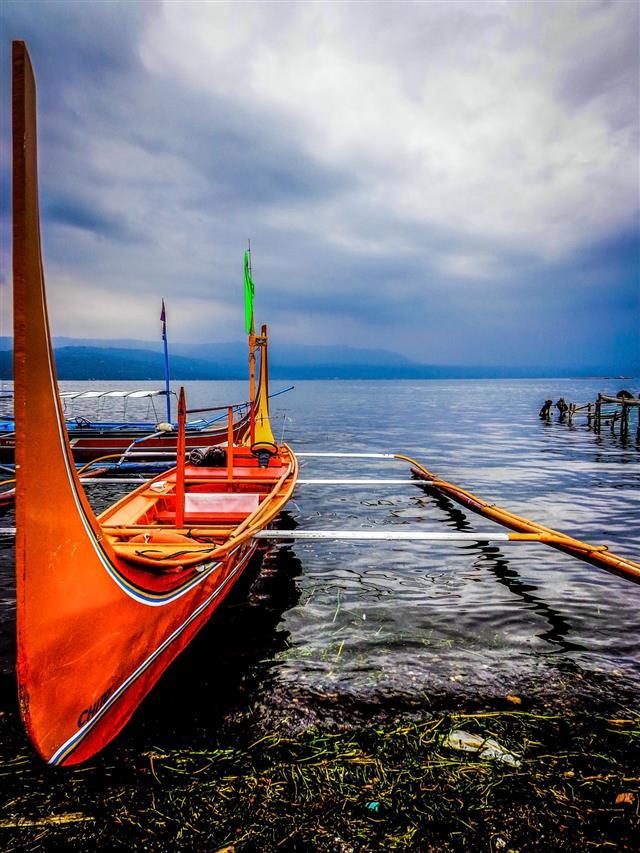 Philippine Banca Boat
